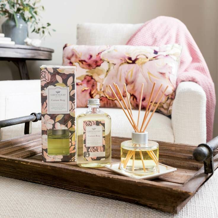 Greenleaf Reed Diffuser Current Rose