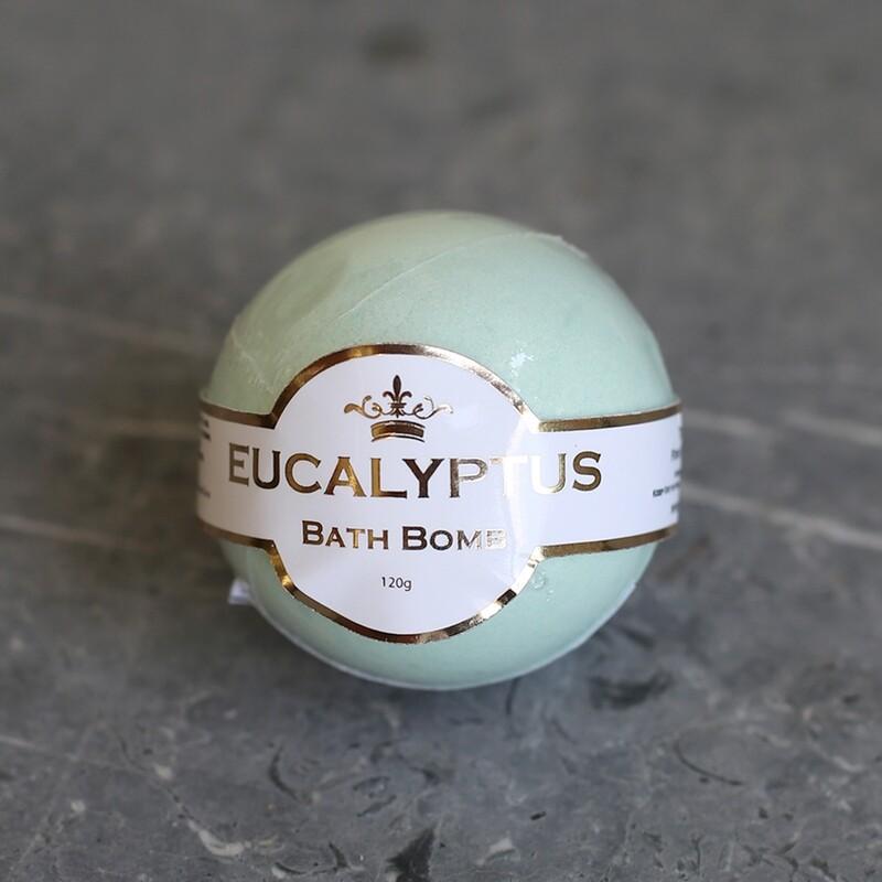TRS Eucalyptus Bath Bomb