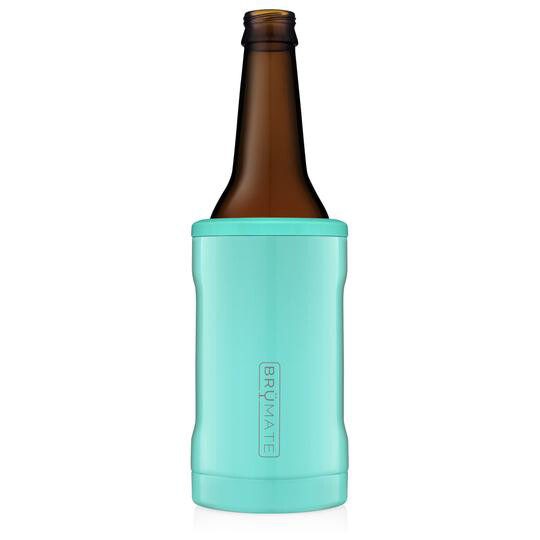 BruMate Hopsulator Bottle Aqua