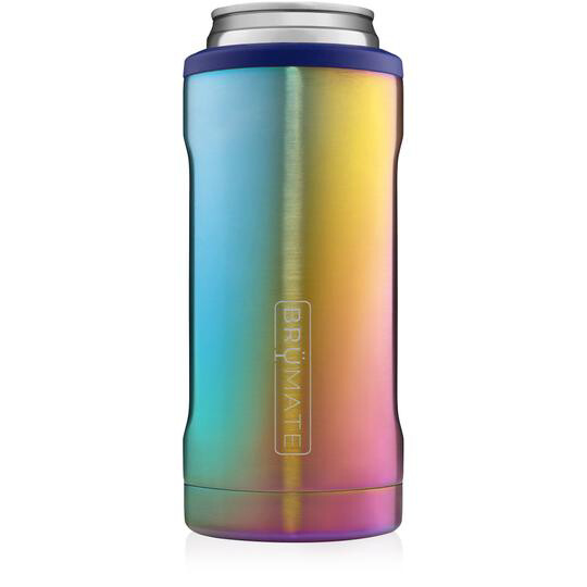 BruMate Hopsulator Slim Rainbow Titanium (Limited Addition)