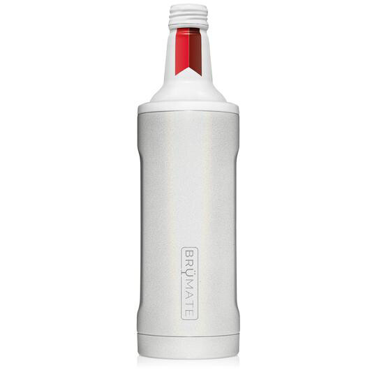 BruMate Hopsulator Twist Glitter White