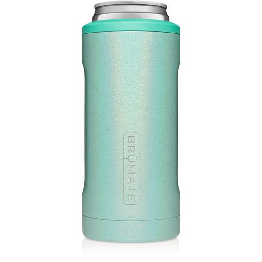 BruMate Hopsulator Slim Glitter Aqua