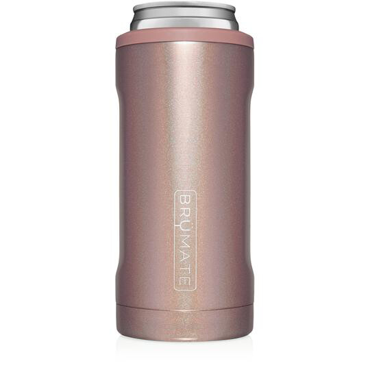 BruMate Hopsulator Slim Glitter Rose Gold