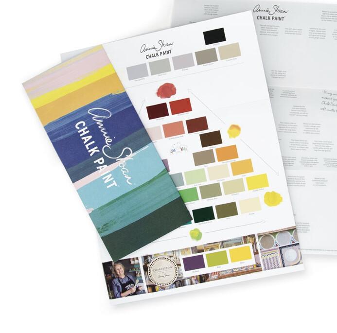 Annie Sloan Color Cards