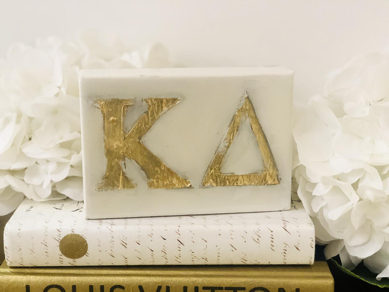4x6 Sorority Painting Kappa Delta