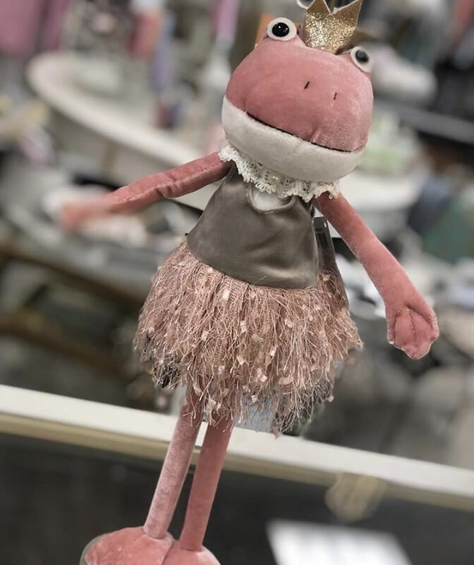 Ballerina Frog