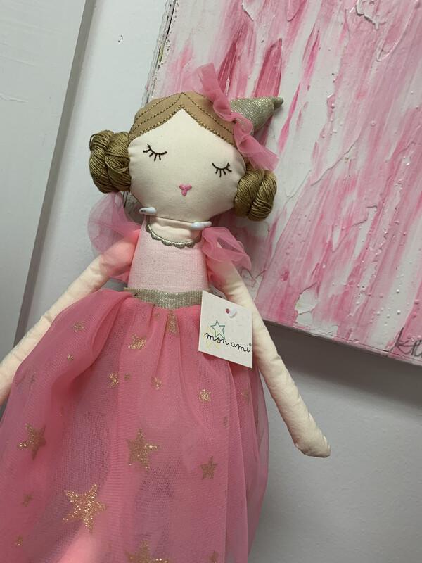 Mon Ami Birthday Doll
