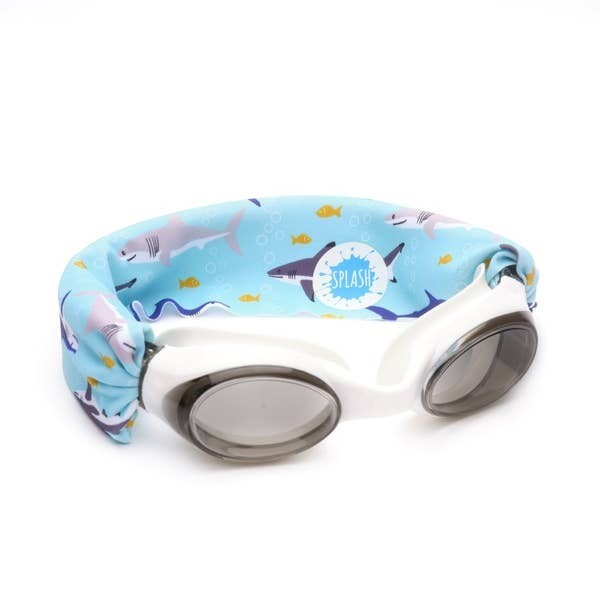 Splash Swim Goggles Shark Attack