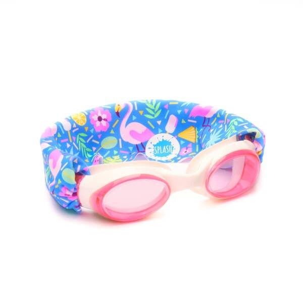Splash Swim Goggles Flamingo