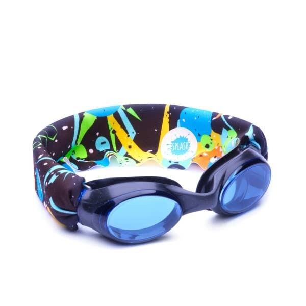 Splash Swim Goggles Cosmo Black