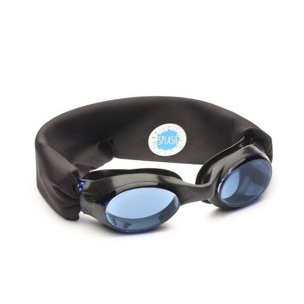 Splash Swim Goggles Black