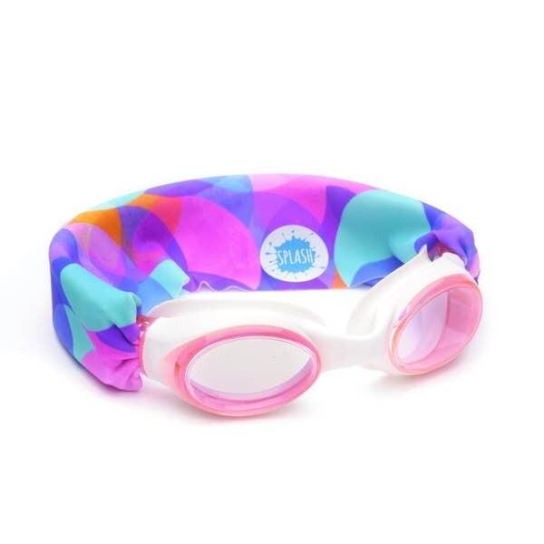 Splash Swim Goggles Bubbles