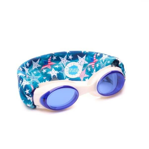 Splash Swim Goggles America Stars