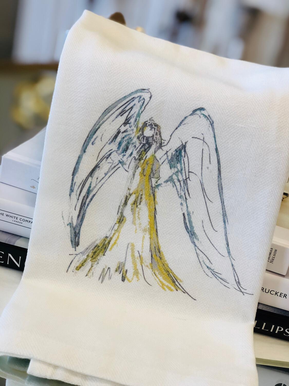 FG Cotton Towel Multi Angel