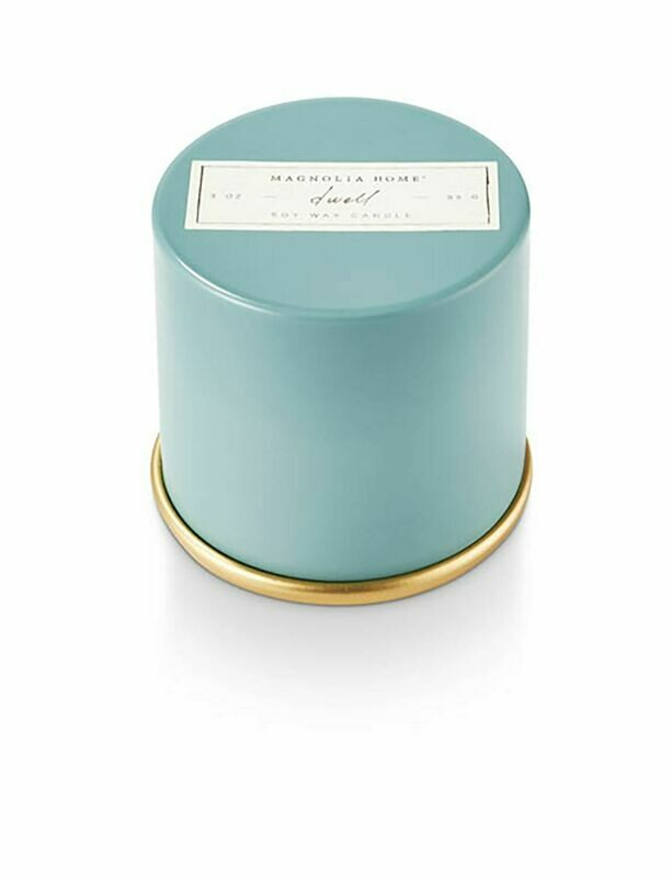Illume Demi Tin Candle Dwell