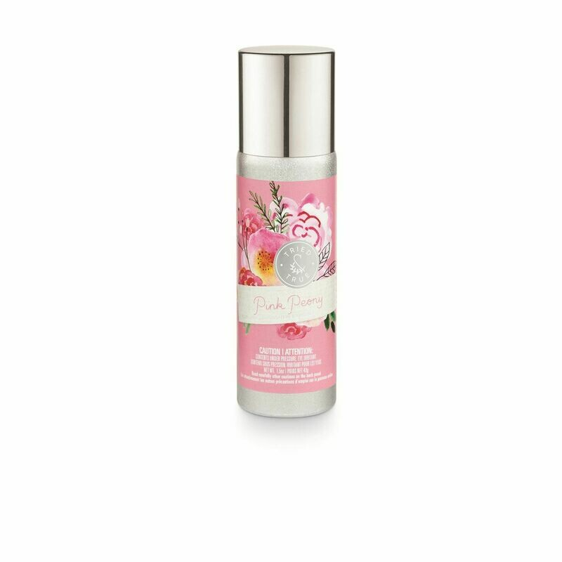 Illume Mini Room Spray Peony