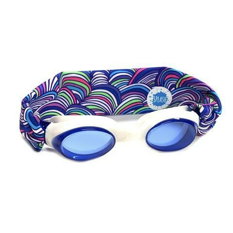 Splash Swim Goggles Rainbow