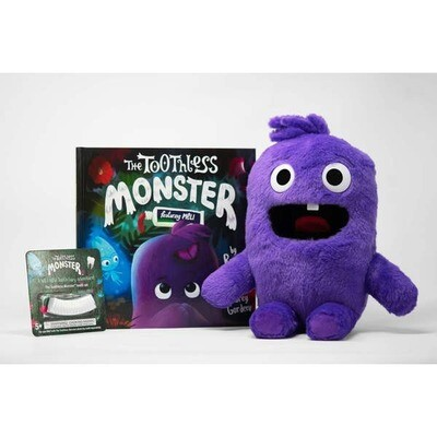 Toothless Monster Meli