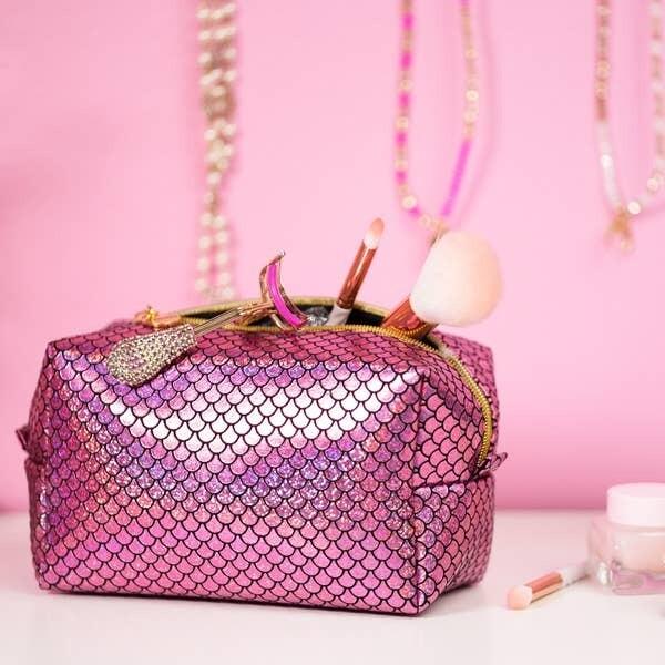Bewaltz Mermaid Makeup Bag