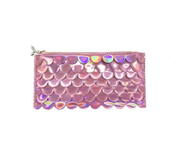 Bewaltz Holographic Scales Pouch