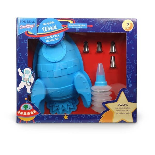 Out Of This World Cake Making Set