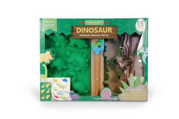 Dinosaur Baking Set