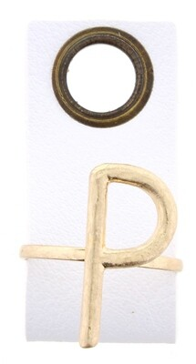 JM Initial Ring P