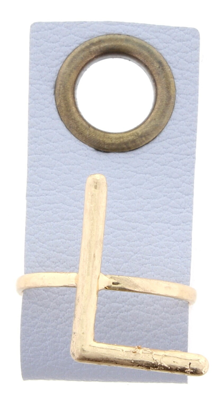 JM Initial Ring L