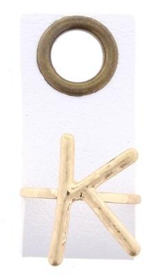 JM Initial Ring K