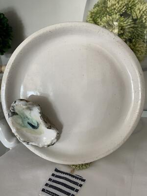 Mini Oyster Dish