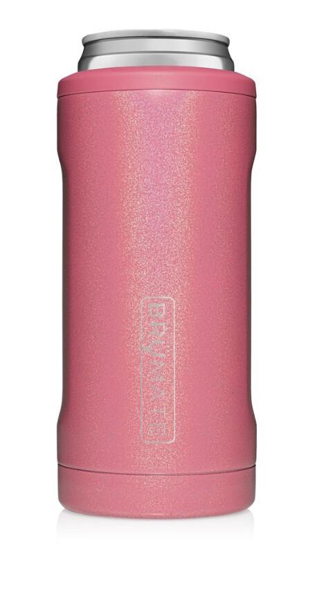 BruMate Hopsulator Slim Glitter Pink