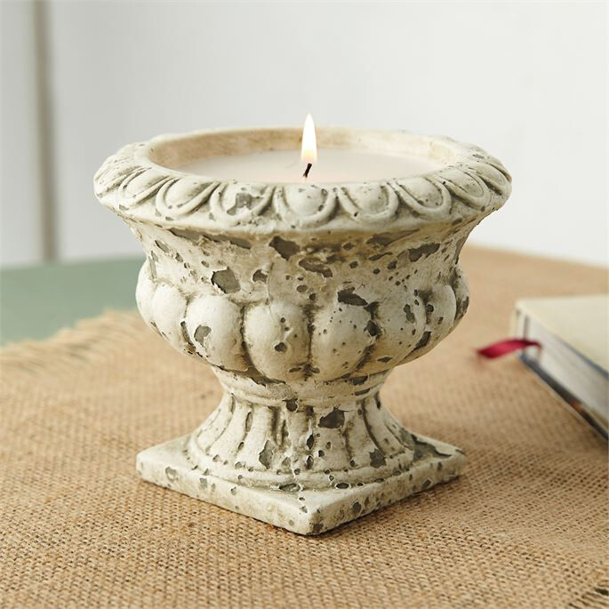MP Citronella Pedestal candle