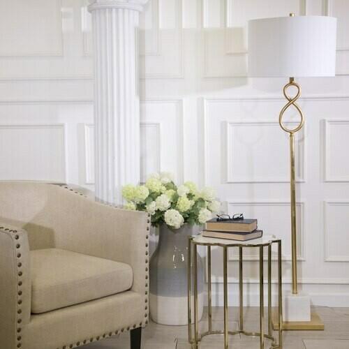 SB Infinity Floor Lamp