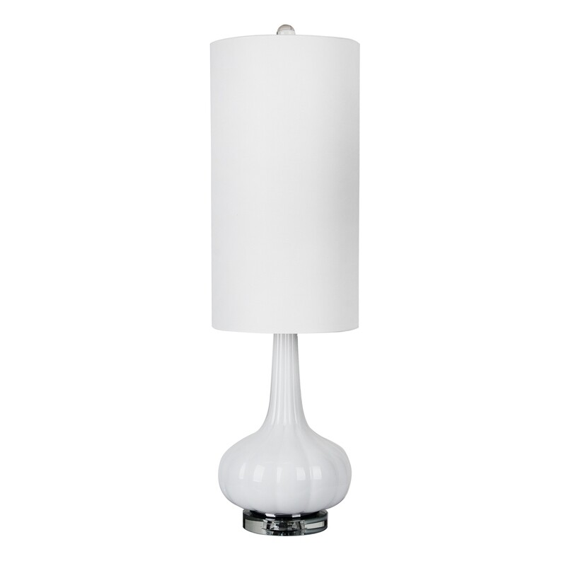 SB Genie Bottle Table Lamp Small