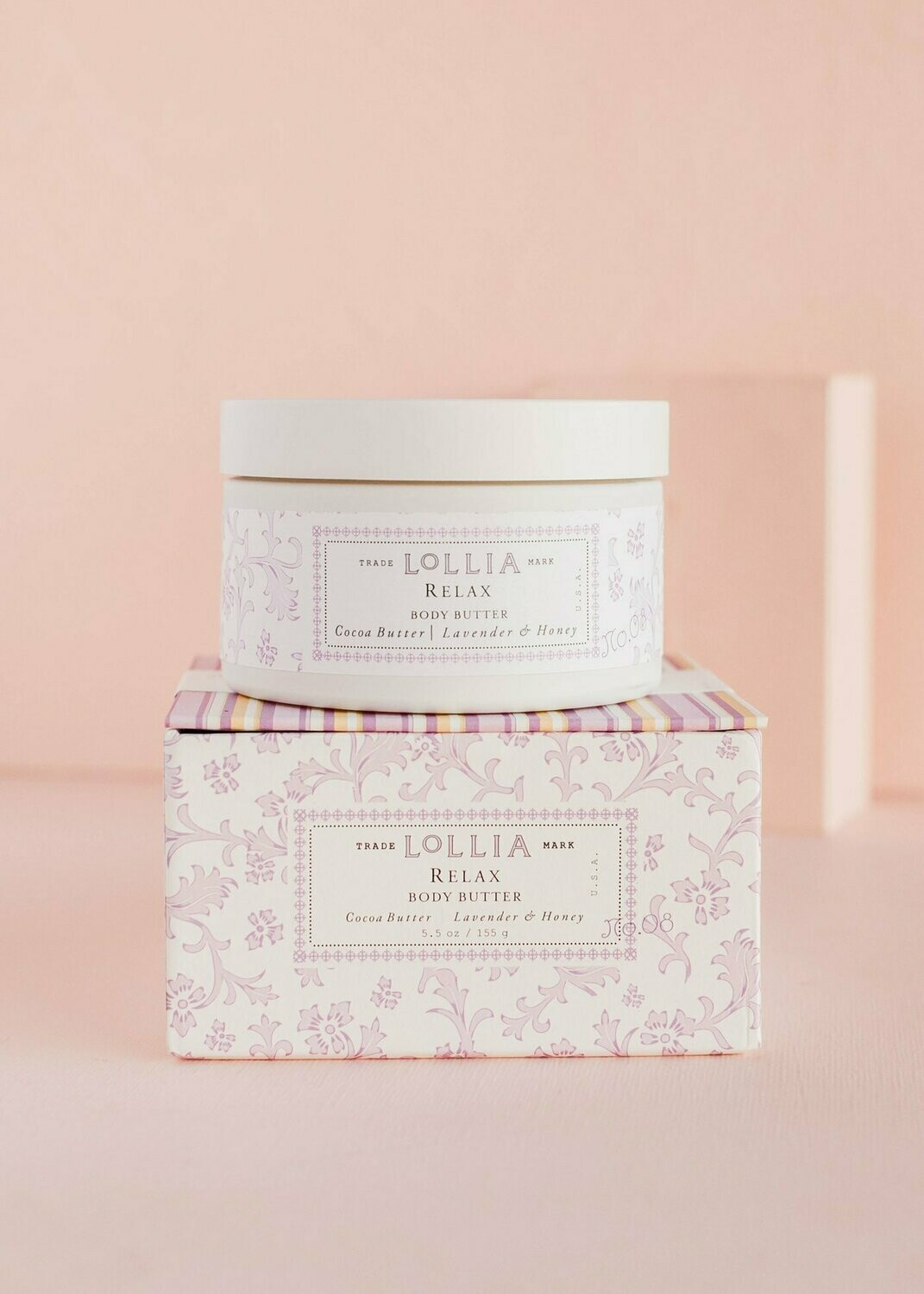 Lollia Whipped Body Butter Relax