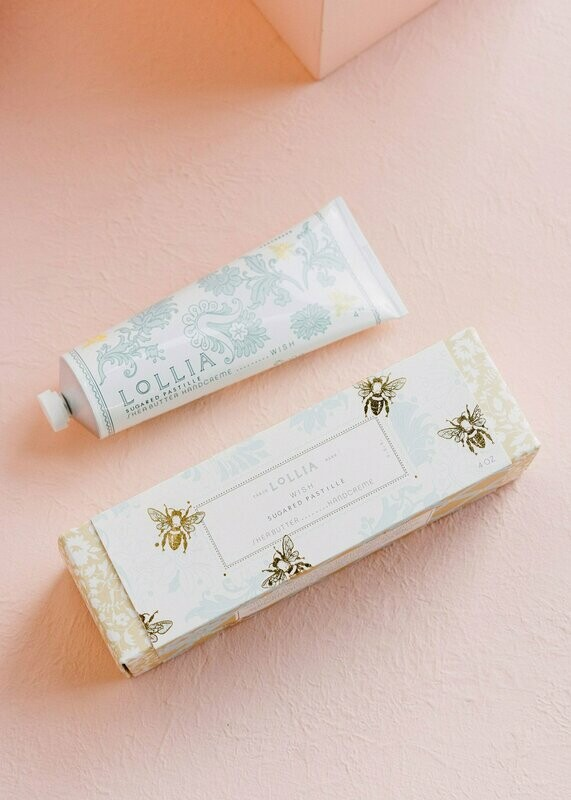 Lollia Shea Butter Hand Cream Wish