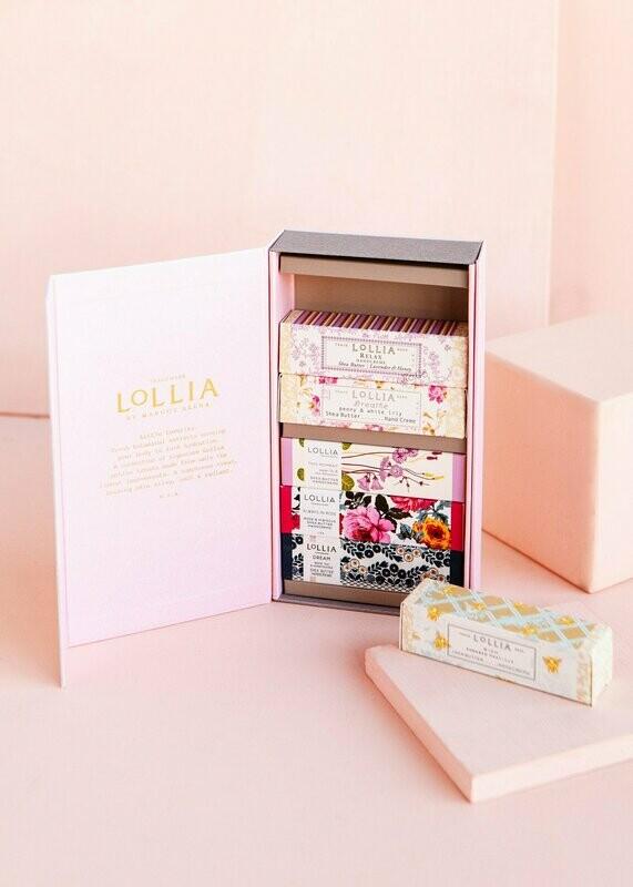 Lollia Petite Treat Hand Cream Gift Set