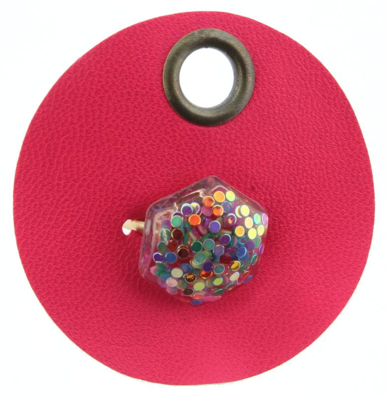JM Kids Confetti Ring Hexagon