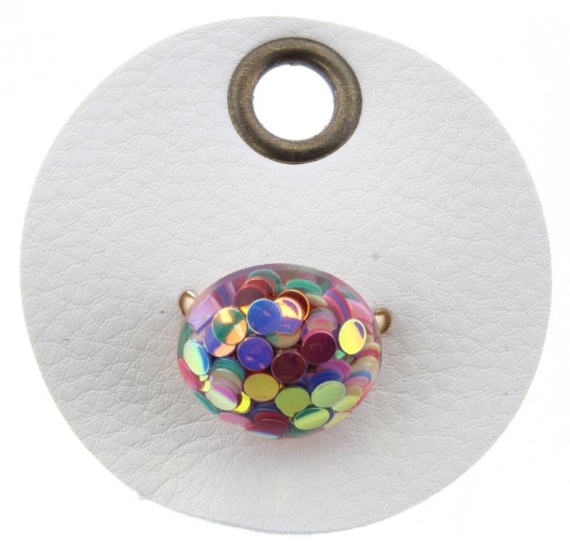 JM Kids Confetti Ring Circle