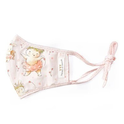 BBB Blossom Bunny Kids Mask