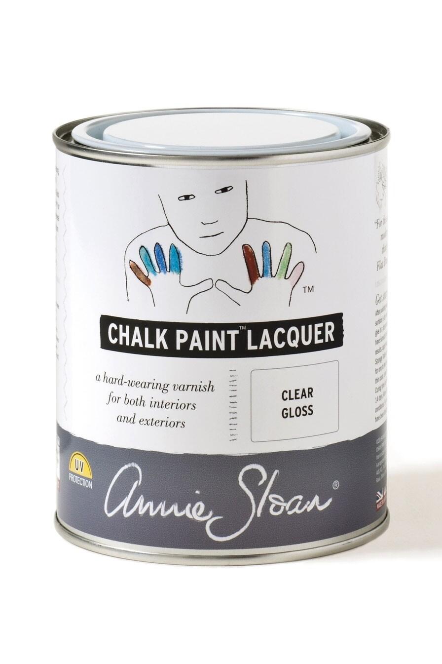 Annie Sloan Clear Gloss Laquer