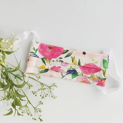 OSC Bright Blooms Mask