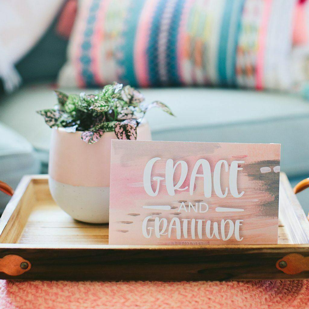 Sweet Grace Noteable Grace Gratitude
