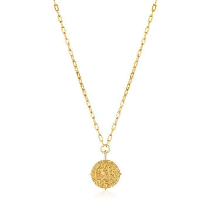 Ania Haie Axum Necklace Gold