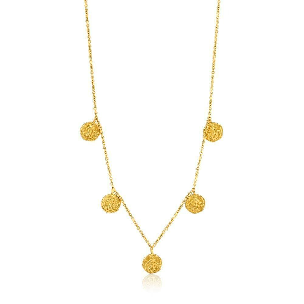 Ania Haie Deus Necklace Gold
