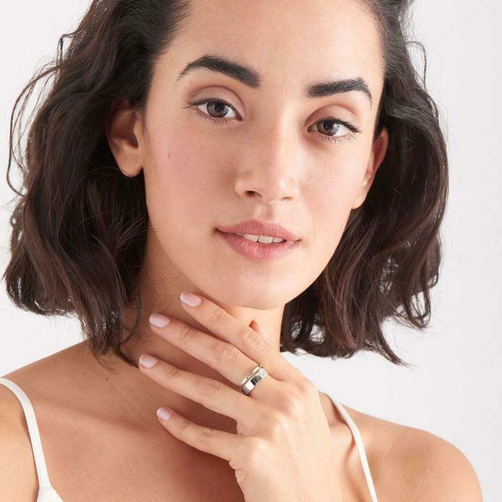 Ania Haie Glow Nude Adjustable Ring