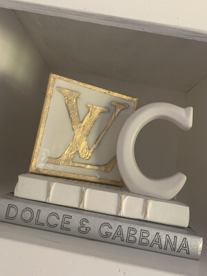 Boutique Book Silver Dolce & Gabbana