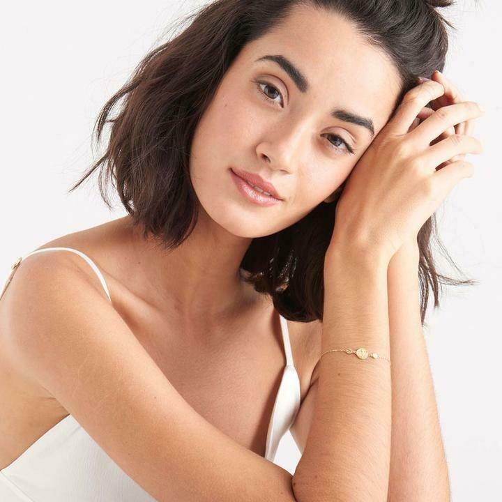 Ania Haie Nika Bracelet Gold