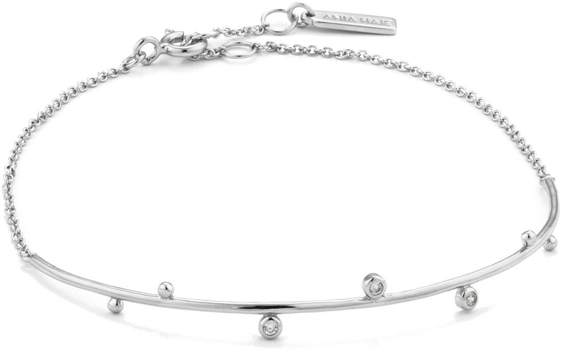 Ania Haie Shimmer Solid Bar Stud Bracelet