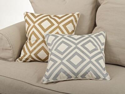 SS 966P Gold Pillow